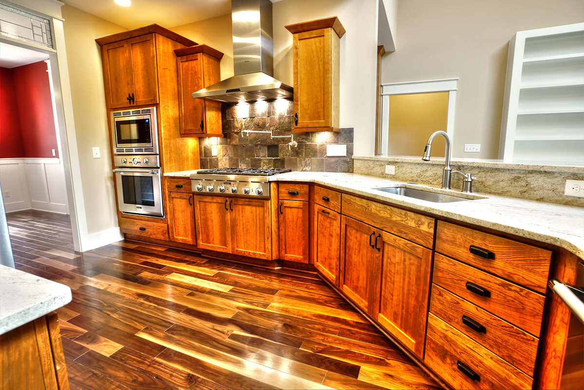 Kitchens - Homes By South Bay