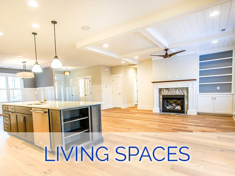 Living Spaces Gallery